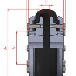Acoplamiento flexible para casquillo cónico :: UNE DVS Series
