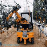 AGV con robot para la recogida de tomates :: DTA