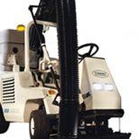Aspiradora de basura todo terreno :: TENNANT ATLV 4300