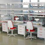 Banco de trabajo para laboratorio :: ABZ