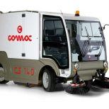 Barredora de aspiración :: COMAC C- 140