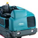 Barredora-fregadora integrada de conductor sentado :: TENNANT M20