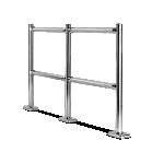 Barreras fijas modulares :: CARTTEC MODULAR CRTT