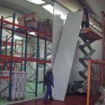 Barreras de sectorización cortafuegos :: SACINE