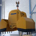 Bivalva para material a granel :: STEMM 4CH-1,8
