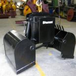 Bivalva para material a granel :: STEMM 2CHA-2,8