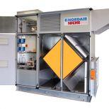 Calefacción / ventilación para piscinas cubiertas :: AMBIRAD