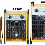 Calefactor eléctrico :: KRUGER RP20M - RP33M - RP90T - RP150T