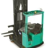 Carretilla elevadora lateral multidireccional :: MITSUBISHI RBM2025K Series