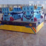 Carretón eléctrico para el transporte de matrices :: BEFANBY