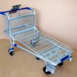 Carro bricolaje :: CARTTEC CASH&CARRY T3B5