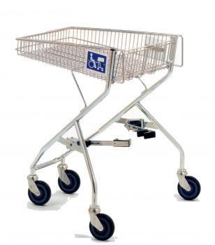 Carro de compra para discapacitados CARTTEC