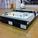 Carro lanzadera automático y manual AGV :: AXTER FRED SYSTEM