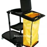 Carro de limpieza simple :: HIPERCLIM
