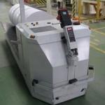 Carro motorizado laserguiado para bobinas :: AXTER PL3 FRED SYSTEM