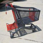 Carro plástico de compra y autoservicio :: CARTTEC 220L