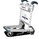 Carro portaequipaje para aeropuerto :: CARTTEC CARTT3200-G0