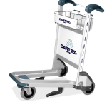 Carro portaequipaje para aeropuerto :: CARTTEC CARTT3200-LG5