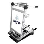 Carro portaequipaje para aeropuerto :: CARTTEC CARTT4060-VP