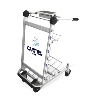 Carro portaequipaje para aeropuerto CARTTEC CARTT4060-VP