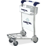Carro portaequipaje para aeropuerto :: CARTTEC CARTT4100