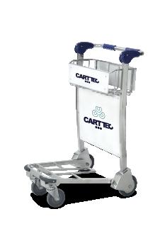 Carro portaequipaje para aeropuerto CARTTEC CARTT4100
