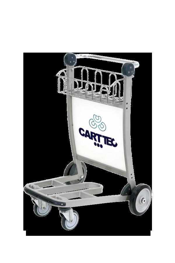 Carro portaequipaje para aeropuerto CARTTEC CARTT4100-W2 43a8d0077ffb