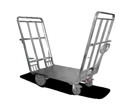 Carro portaequipaje para aeropuerto CARTTEC CARTT4800-G1