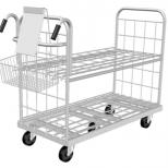 Carro de preparación de pedidos online :: MARSANZ 1100