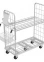 Carro de preparación de pedidos online MARSANZ 1500 - 2 Alturas
