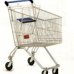 Carro de supermercado :: CARTTEC Cadergo L105