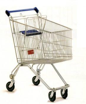 Carro de supermercado CARTTEC Cadergo L105