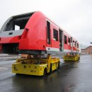 Carros motorizados para el transporte de vagones :: DTA