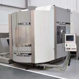 Centro de mecanizado CNC :: DECKEL MAHO DMG DMC 80 FD 5 Ejes Continuos