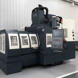 Centro de mecanizado CNC :: JOHNFORD DMC 1500 (DOBLE COLUMNA)