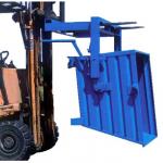 Contenedor basculante apilable :: Fabricaciones Metálicas