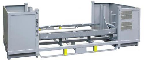 Contenedor para piezas específicas SUMAL AT 118