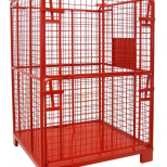 Contenedor reciclaje malla :: SUMAL CP 420