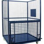 Contenedor reciclaje malla :: SUMAL CP 710