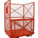 Contenedor reciclaje malla :: SUMAL CP 600.06