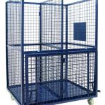 Contenedor reciclaje malla :: SUMAL CP 710.02