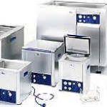 Cuba de ultrasonidos para limpieza industrial :: ELMA TRANSSONIC TI-H
