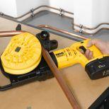 Curvadora manual eléctrica :: REMS Akku-Curvo