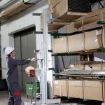 Elevador de materiales :: Faraone SERIE HW