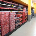 Estantería para comercio de botellas :: MARSANZ