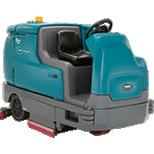 Fregadora de conductor sentado a baterías :: TENNANT T17