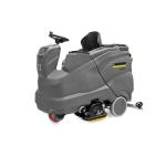 Fregadora de suelos de conductor sentado :: KÄRCHER B 150 R BP