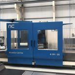 Fresadora CNC de bancada fija :: CORREA A25/25