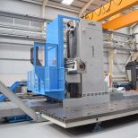 Fresadora CNC de columna móvil :: ZAYER 30 KC 5000