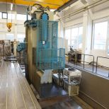 Fresadora CNC de columna móvil :: ZAYER 30 KCU-22000